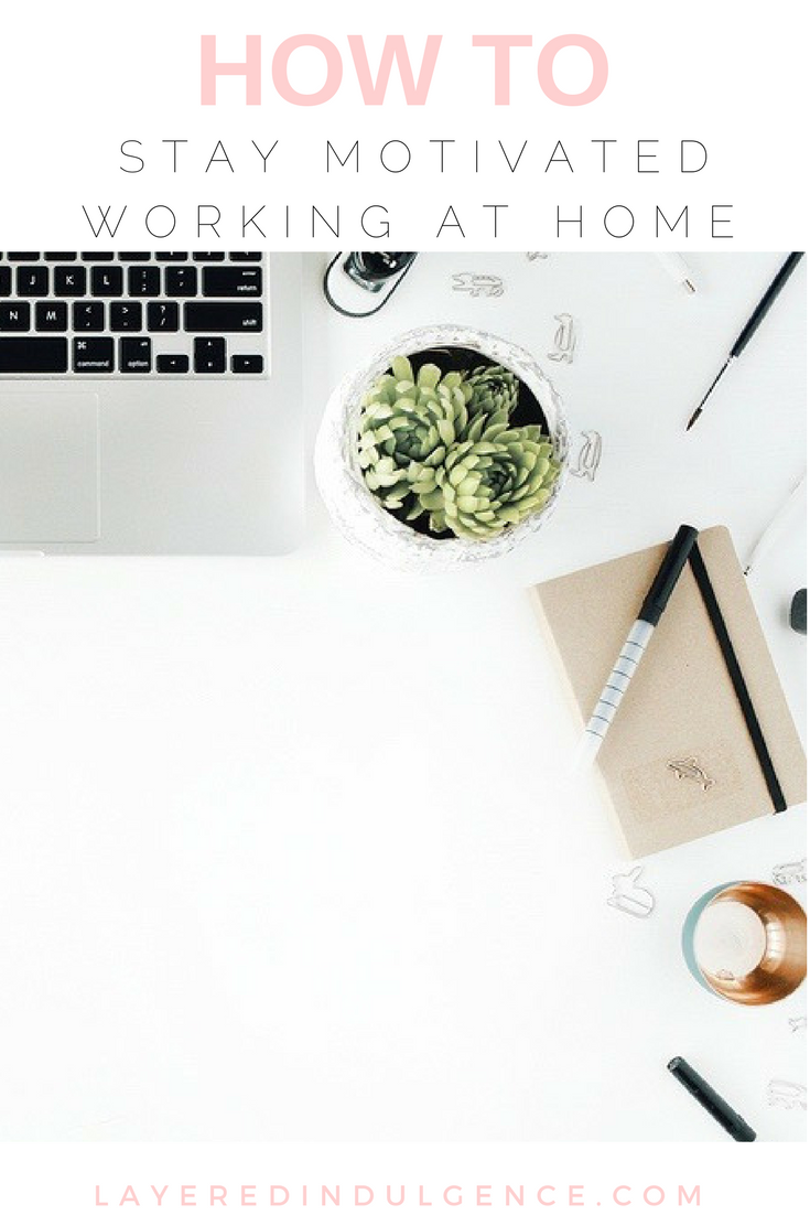 Do you work from home and often find yourself in a creative slump? Check out these tips to boost your productivity and motivation as a work-at-home entrepreneur. Click through to read the tips now and save the pins so others can read it too!