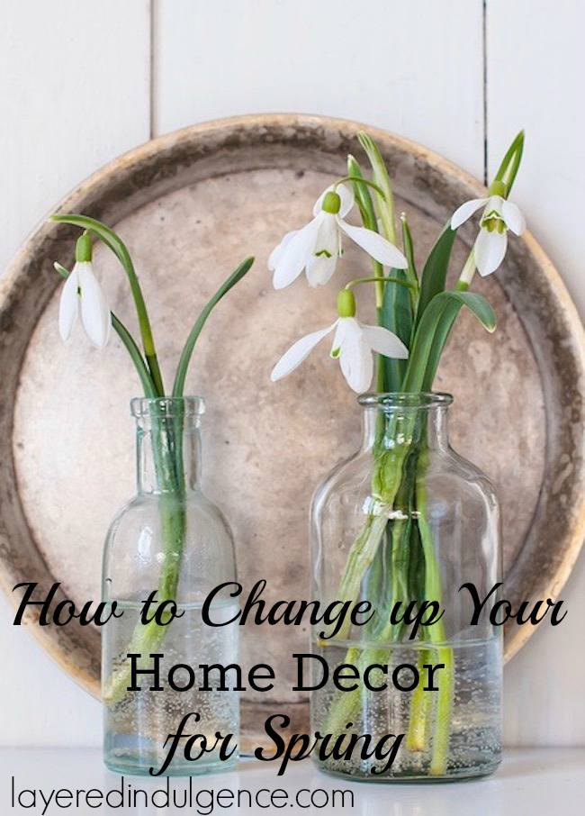 Looking to refresh your home decor for spring? Look no further. From bedroom ideas, to organization tips, to living room DIY projects, check out these home decor ideas - on a budget!