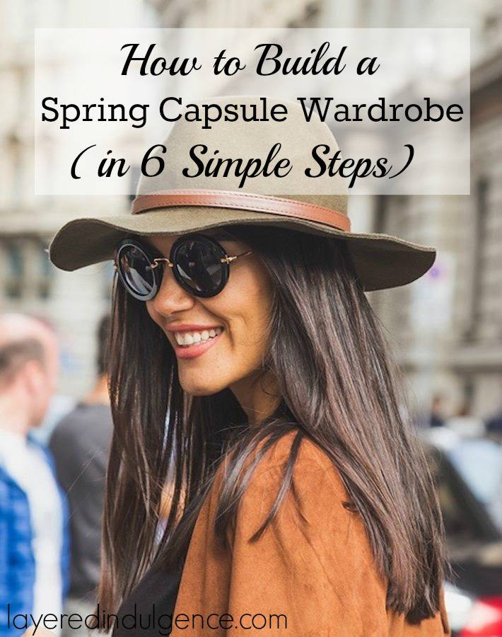 Consider this your ultimate guide to a gorgeous spring capsule wardrobe. From letting you in on the best place to find outfit inspiration, to the exact pieces you need for an amazing closet, these fashion finds are about to be your spring faves!