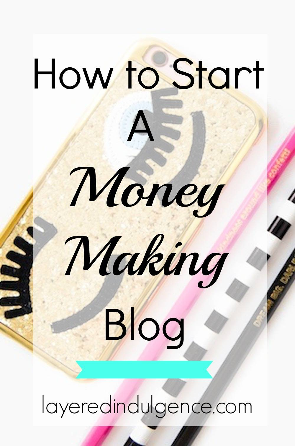 Have you ever wanted to start a blog? How about a blog that can make you money? If you want to work from home, make passive income, and create your dream empire with a blog, check out my guide on how to make money blogging. I'm dishing out my best tips for beginners, and showing you everything I've learned throughout my blogging journey! Click through to read the post now or save this pin for later!