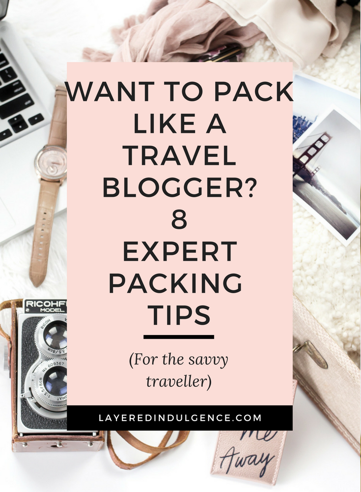 Whether you're packing a carry on or a suitcase, or traveling to Europe or Asia, these are my best packing tips for the savvy traveller!