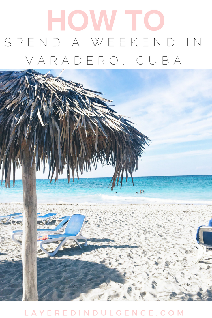 Are you heading to Varadero, Cuba? Check out my best tips for things to do, where to stay and the best way to visit Havana. From Varadero beach to one of the best beach resorts, you'll have memories that last a lifetime! Click through to read the post now and save it for others to read too!