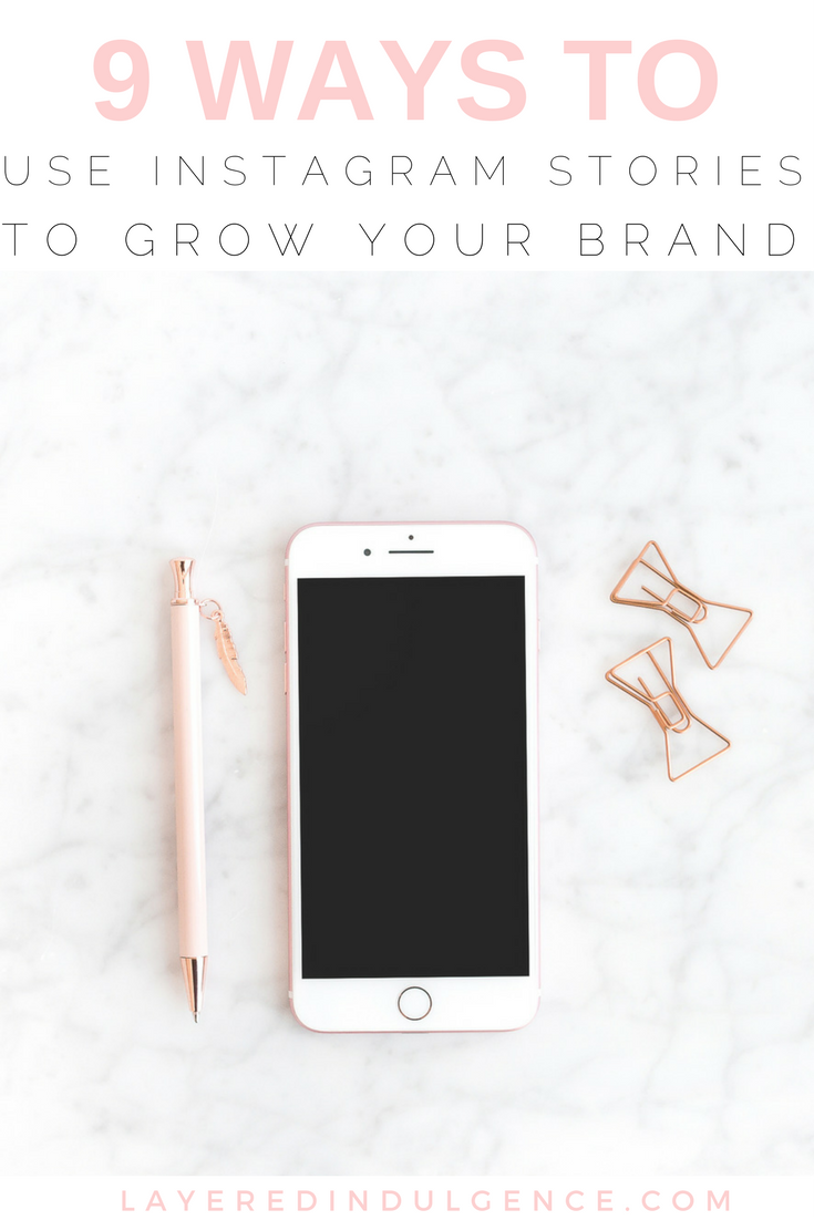 Want to use Instagram Stories to grow your personal brand? Instagram is one of the best social media apps to share your photos and spur inspiration. If you do it right. Check out some ideas for using Instagram stories to grow your influence. From creating a theme to design tips and tricks, click through to read the post now, and save this pin for others!
