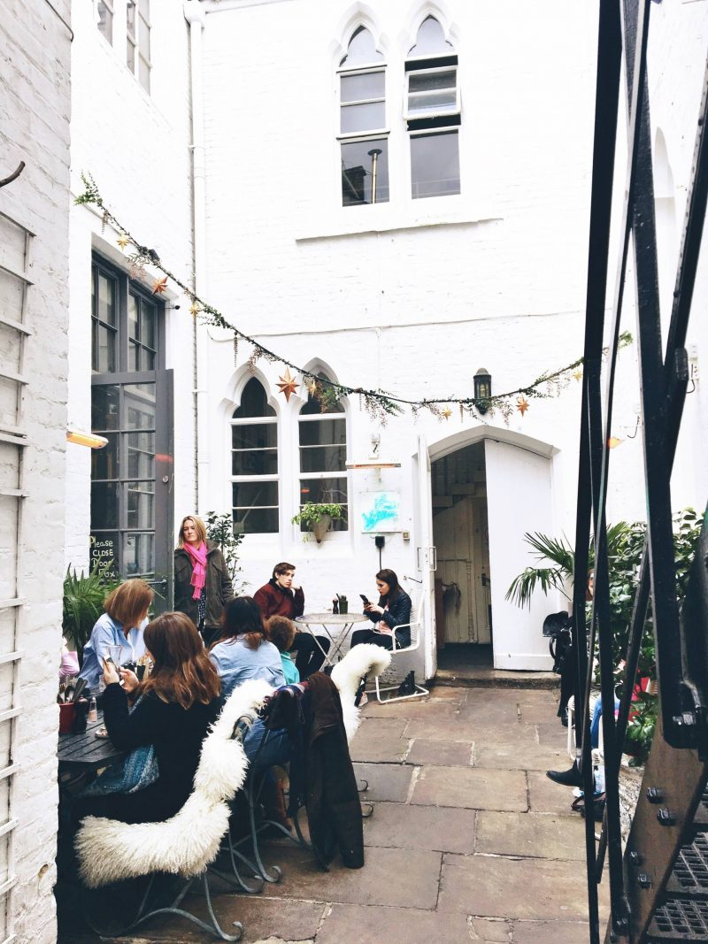 A Guide to Oxford and London England Farm Girl Cafe