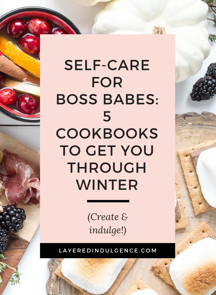 Are you an entrepreneur looking for self-care ideas and activities? Cooking is one of the best things that can help you relax and get your creative juices flowing. Entrepreneurship isn't always easy, but staying inspired through cookbooks can majorly improve your life. Here are 5 cookbooks for self improvement. Click through to check them out now and save this for other entrepreneurs to read too!