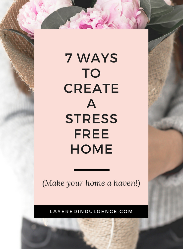 how to look stress free
