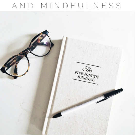 The Five Minute Journal is the best way to practice gratitude and boost your productivity in the mornings. Use the journal as part of your self care routine, and as one of your daily mindfulness activities. A five minute journaling habit is a great exercise for ultimate self care.
