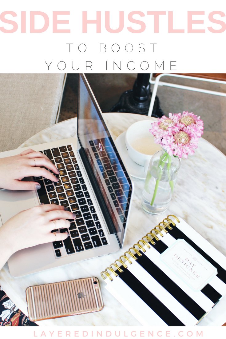 Are you looking for side hustles to make extra money? If you want to supplement your income each month, here are the best ideas for side hustles you can do at home or outside the home. Some are perfect for introverts, and others are perfect if you love to be social! If you're looking for how to side hustle in Canada, check out this post!