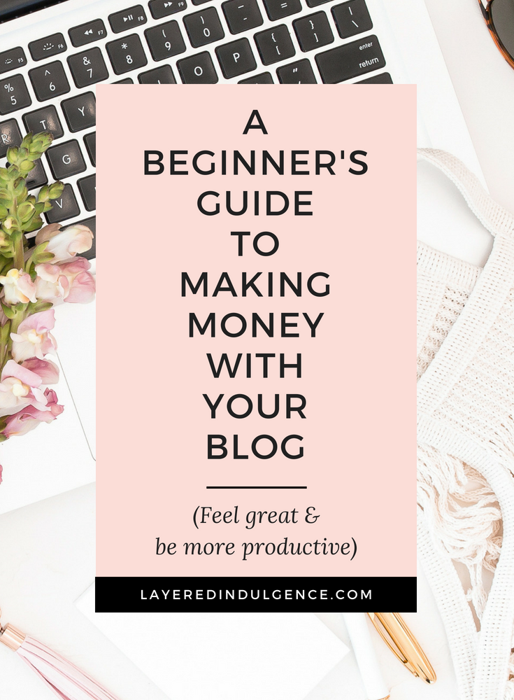 How to make money blogging for beginners! From affiliate marketing to sponsored posts and products, see how you can make passive income from your WordPress blog fast! These are the best ways to make money online from your blog!