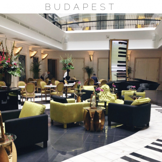 An Inside Look to Aria Hotel Budapest