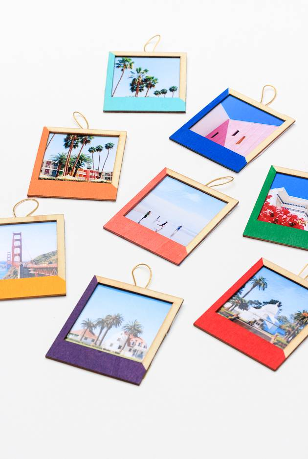 easy diy gifts instagram ornaments