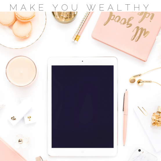 Personal finance hacks that will make you wealthy: 8 ideas for saving money and going debt free! From paying off high interest credit cards to making more money, you'll love these personal finance tips!