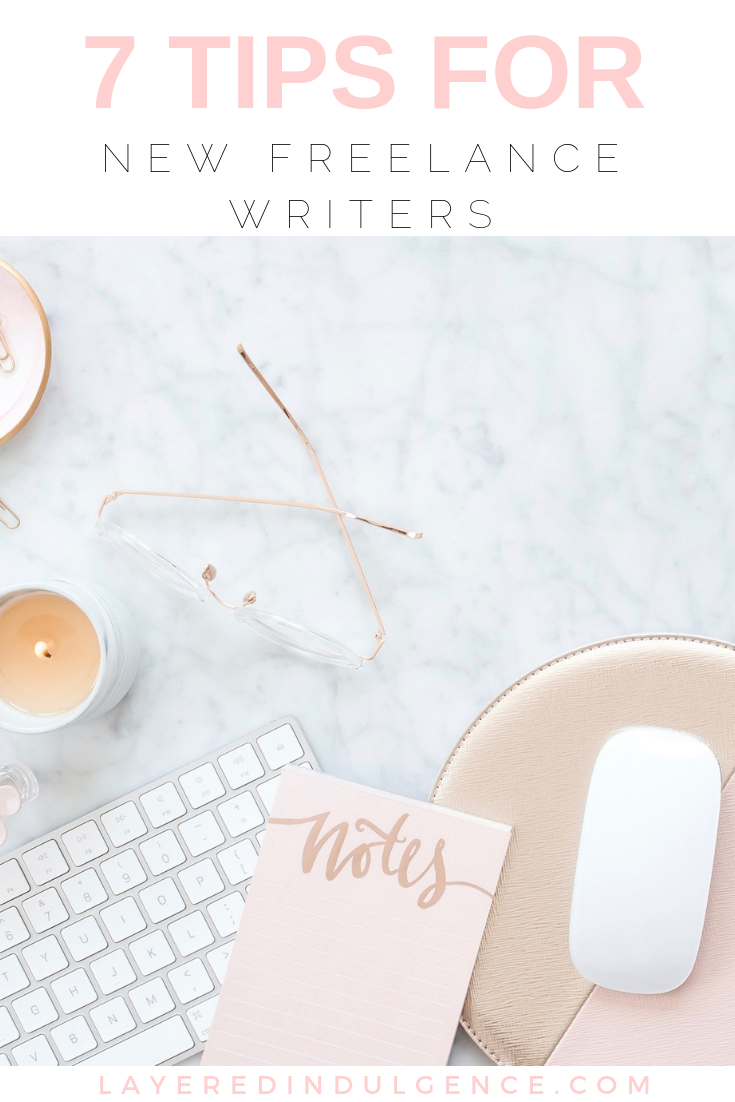 The truth about freelance writing for beginners. 7 tips for new freelance writers to make money and turn freelancing into their full time career. You'll learn how to start and what to do if you have no experience, so jump in!