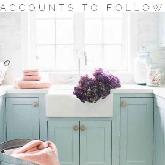 The 8 best interior design instagram accounts to follow for #housegoals. From Scandinavian vibes to gorgeous colour palettes, these creative interior designers know their stuff. #interiordesign #interiordecor #interiordesigninstagram