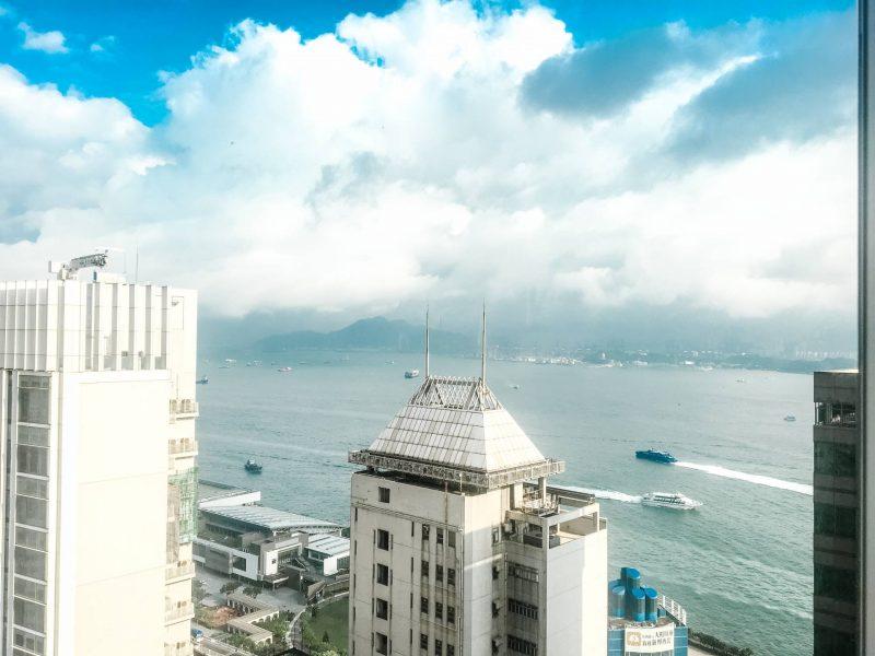 Hong Kong Ibis Hotel View
