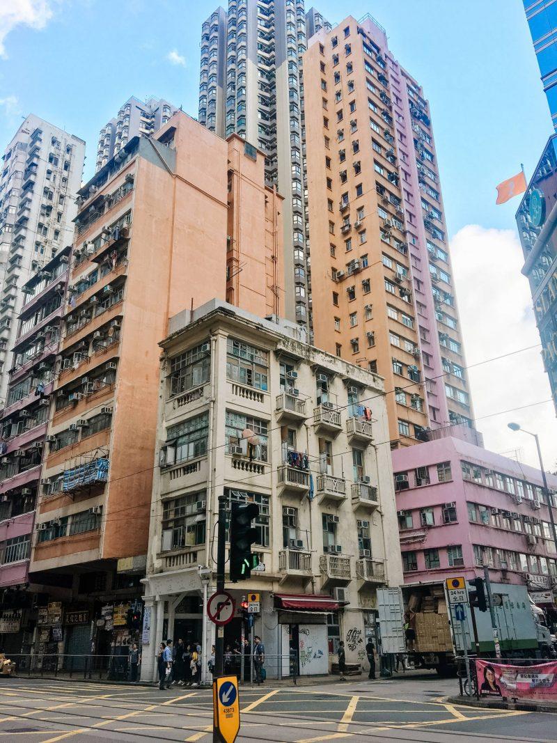 Hong Kong Solo Travel Sheung Wan